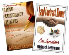 Land Contract Books available in print